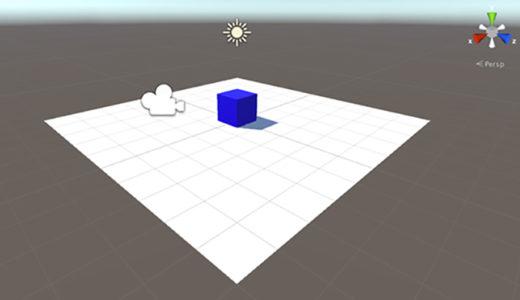 [Unity] Cubeを転がすスクリプト